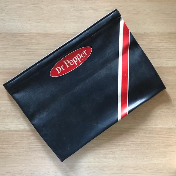 Dr. Pepper Handbags - Vintage Dr. Pepper leather bag